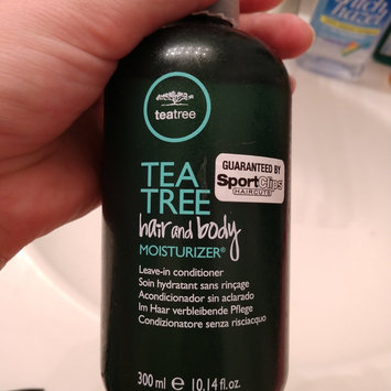 Photo of Paul Mitchell Tea Tree Hair and Body Moisturizer uploaded by Brookelyn M.