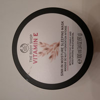 THE BODY SHOP® Vitamin E Sink In Moisture Mask uploaded by Brookelyn M.