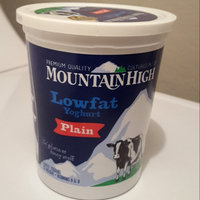 Mountain High® Plain Lowfat Yoghurt 32 oz. Tub uploaded by Sanjana N.