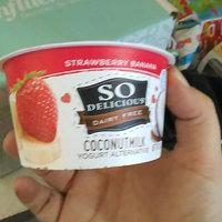 So Delicious® Dairy Free Coconut Milk Strawberry Yogurt Alternative 5.3 oz. Tub uploaded by Alyssa C.