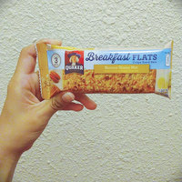 Quaker Life® Banana Honey Nut Breakfast Flats uploaded by Reyna D.