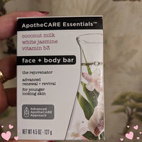 ApotheCARE Essentials The Rejuvenator Coconut Milk, White Jasmine, B3 Face and Body Bar Soap 4.5 oz uploaded by Tammy B.
