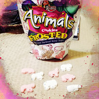 Kellogg's Keebler Frosted Animal Cookies 13 oz uploaded by miss R.