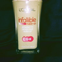 L'oreal Infallible Advanced Never Fail Makeup uploaded by Savannah H.