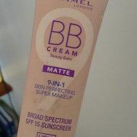 Rimmel London BB Cream Matte Foundation uploaded by Mariangel C.