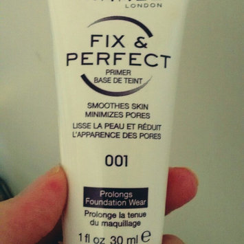 Photo of Rimmel London Fix And Perfect Pro Primer uploaded by Mariangel C.