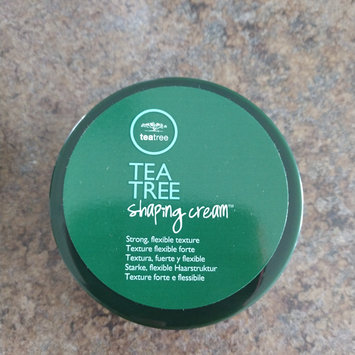 Photo of Paul Mitchell Tea Tree Shaping Cream uploaded by Brookelyn M.