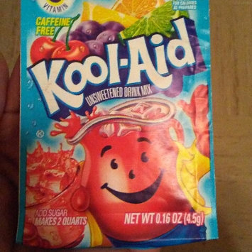 Photo of Kool-Aid Tropical Punch Unsweetened Soft Drink Mix uploaded by D'sherlna R.