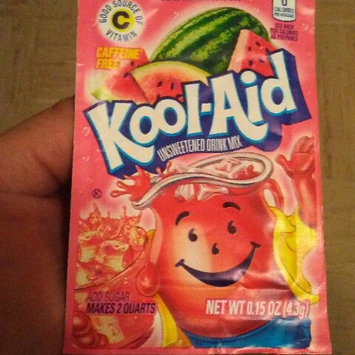Photo of Kool-Aid Unsweetened Drink Mix Watermelon uploaded by D'sherlna R.