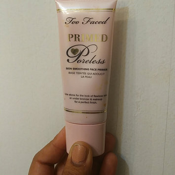 Photo of Too Faced  Primed & Poreless Skin Smoothing Face Primer uploaded by Carrie F.