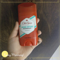 Old Spice High Endurance DeodorantPure Sport Scent uploaded by yash s.