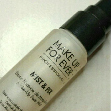 Photo of MAKE UP FOR EVER Mist & Fix Setting Spray uploaded by Jazmin J.
