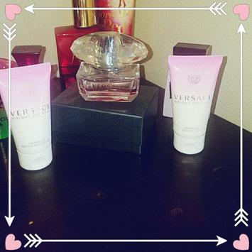 Photo of Versace Bright Crystal Eau de Toilette Spray uploaded by Brittney h.