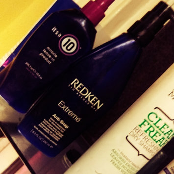 Photo of Redken Extreme Anti-Snap Leave-In Treatment For Damaged Hair uploaded by Lauren-Elizabeth O.