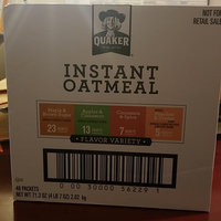 Quaker® Instant Oatmeal Flavor Variety Pack uploaded by Semaria S.