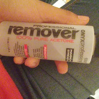 ONYX Professional 100% Acetone Nail Polish Remover, 4 fl oz uploaded by Lizette G.