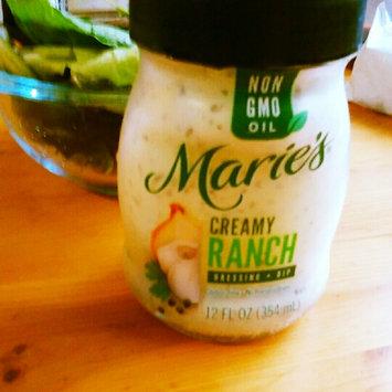 Photo of Marie's® Parmesan Ranch Dressing 12 fl. oz. Jar uploaded by Rachel F.