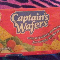 Lance Captain's Wafers Light & Buttery Crackers uploaded by D'sherlna R.