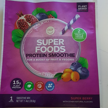 Photo of OLLY Super Foods Smoothie uploaded by Terri S.