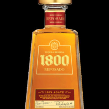 Photo of 1800 Reposado Tequila uploaded by dana% L.