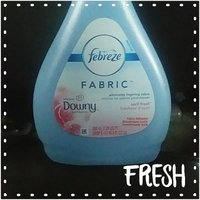 Febreze Fabric Refresher with Downy April Fresh Air Freshener (1 Count, 16.9 fl oz) uploaded by camecia s.