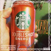Starbucks® Doubleshot® Energy Hazelnut Flavored Coffee Drink 15 fl. oz. Can uploaded by Deanna  F.