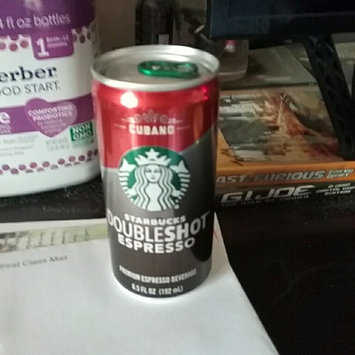 Photo of Starbucks DoubleShot Coffee  uploaded by Kristin K.