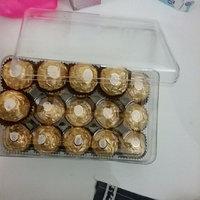 Ferrero Rocher Fine Hazelnut Chocolates, 10.6 oz by Ferrero Rocher uploaded by Zahra T.