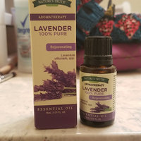 Nature's Truth® Aromatherapy Lavender 100% Pure Essential Oil 0.51 fl. oz. Box uploaded by Semaria S.