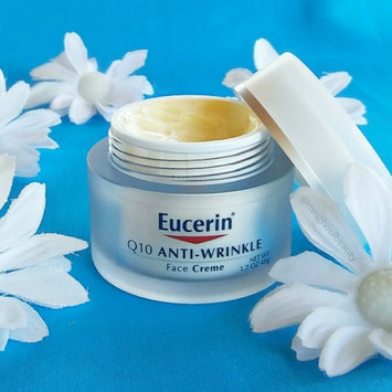 Photo of Eucerin Q10 Anti-Wrinkle Sensitive Skin Crème - 1.7 oz uploaded by Esbeydi R.
