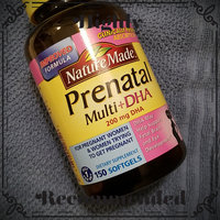 Nature Made® Prenatal Multi + 200 mg DHA uploaded by Marissa B.
