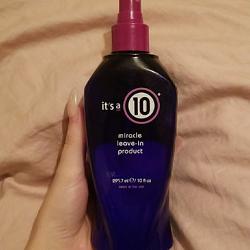 Photo of It's a 10 Miracle Leave In Conditioner uploaded by Mimi b.