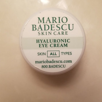 Photo of Mario Badescu Hyaluronic Eye Cream uploaded by Crystal R.