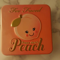 Too Faced Papa Don't Peach-Infused Blush uploaded by Maryyy M.