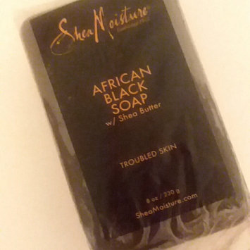 Photo of SheaMoisture African Black Soap Eczema & Psoriasis Therapy uploaded by Jennifer S.