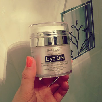 Photo of Baebody Retinol Moisturizer Cream: Helps Reduce Appearance of Wrinkles, Fine Lines. Enhanced Organic Ingredients with Retinol, Green Tea, Hyaluronic Acid, and Jojoba Oil 1.7oz. uploaded by Mariya S.