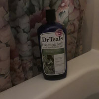 Dr. Teal's Relax & Relief Foaming Bath uploaded by Stephanie M.