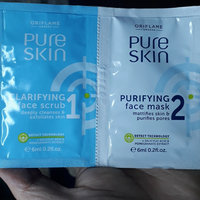 Oriflame Pure Skin 1 Clarifying Scrub 2 Purifying Mask uploaded by sanaa m.