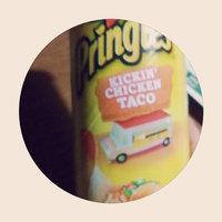 Pringles® Kickin' Chicken Taco Potato Crisps uploaded by Michelle C.
