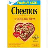 Cheerios Whole Grain Oat Cereal 18 oz uploaded by dana% L.