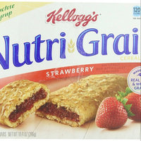 Kellogg's Nutri-Grain Strawberry Yogurt Cereal Bars uploaded by dana% L.