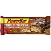 PowerBar Triple Threat Energy Bar Caramel Peanut Fusion uploaded by dana% L.