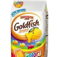 Pepperidge Farm Goldfish Colors Snack Crackers Cheddar uploaded by dana% L.