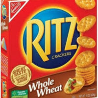 Nabisco RITZ Whole Wheat Crackers uploaded by dana% L.