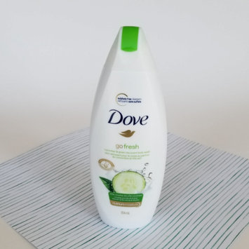 Photo of Dove Go Fresh Cool Moisture Body Wash uploaded by Dal -.