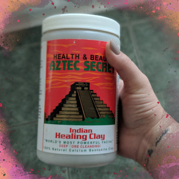 Photo of Aztec Secret Indian Healing Clay Deep Pore Cleansing uploaded by Carly H.