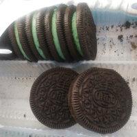 Nabisco Oreo - Sandwich Cookies - Chocolate Mint Creme uploaded by Rob R.