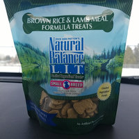 Natural Balance Limited Ingredient Treats - Lamb & Brown Rice Formula uploaded by Kylie R.