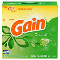 Ultra Gain Island Fresh Laundry Detergent Powder - 120 loads uploaded by dana% L.