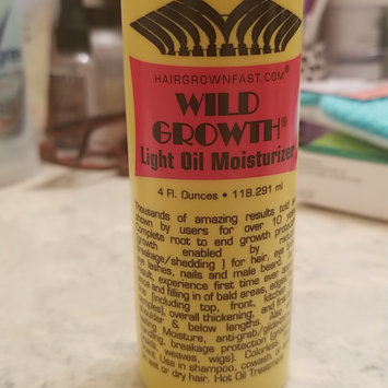 Photo of Wild Growth Light Oil Moisturizer uploaded by Semaria S.